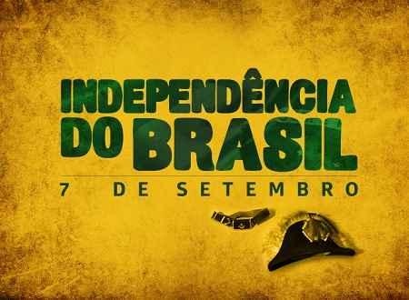 Viva a independencia do Brasil!. Dia 7 de setembro de 1822 o Brasil se tornou independente do império português..