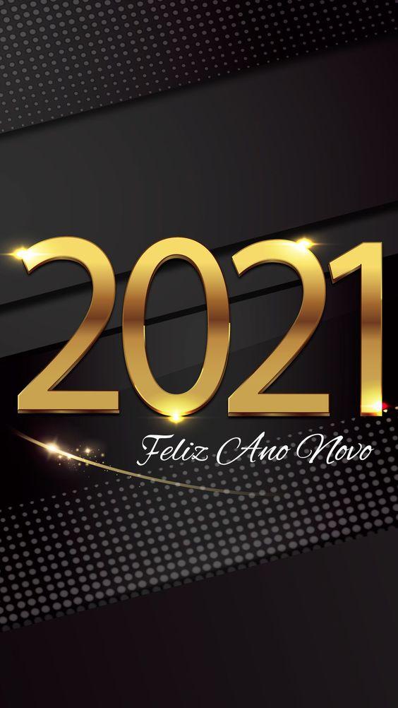2021 - Feliz ano novo. 2021 Feliz ano novo!.
