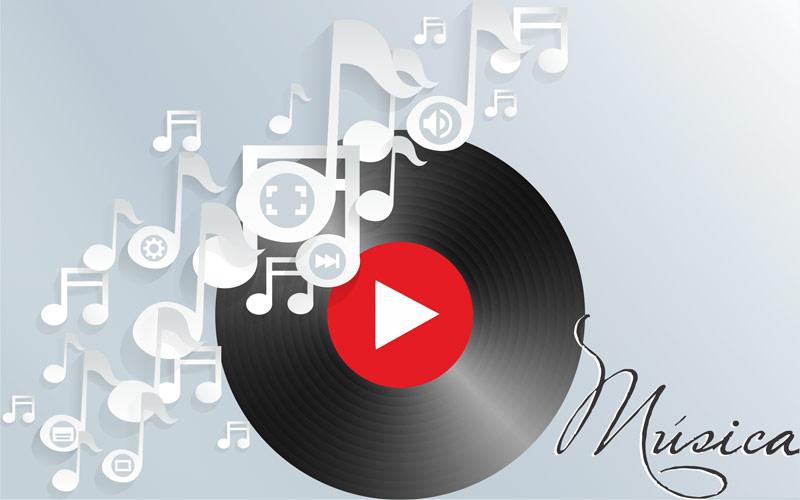 Baixando músicas dos vídeos do Youtube. Quer baixar somente o audio (música) dos vídeos do Youtube? Confira o simples tutorial..