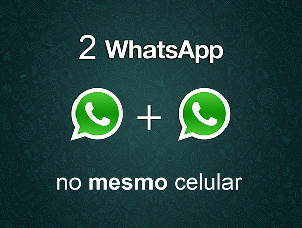 Como ter dois WhatsApp. Aqui irei ensinar uma maneira fácil de criar duas contas no WhatsApp sem precisar comprar outro chip, através de um número fake..