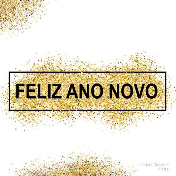 Feliz ano novo. Feliz ano novo!.
