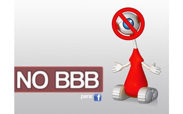 Bloqueador anti-BBB. Se você não curte BBB e está cansado de ver mensagens relativas ao programa, a solução está aqui..