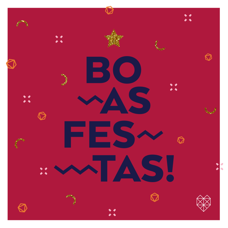 Boas festas. Feliz ano novo, boas festas!!!.