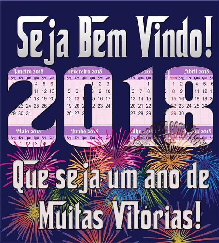 Seja Bem Vindo: Seja Bem-vindo 2019!