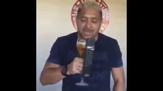 Bebendo com controle